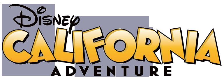 Disneyland clipart logo california Clipart California Adventure Logos New