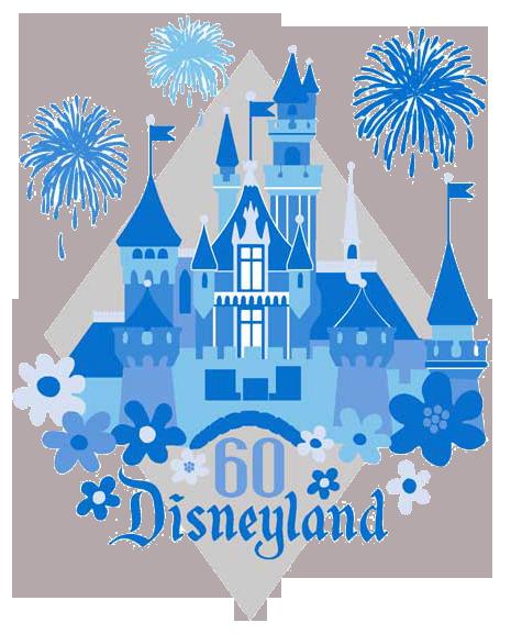 Disneyland clipart logo california Disneyland 60 Clipart Blue Disneyland