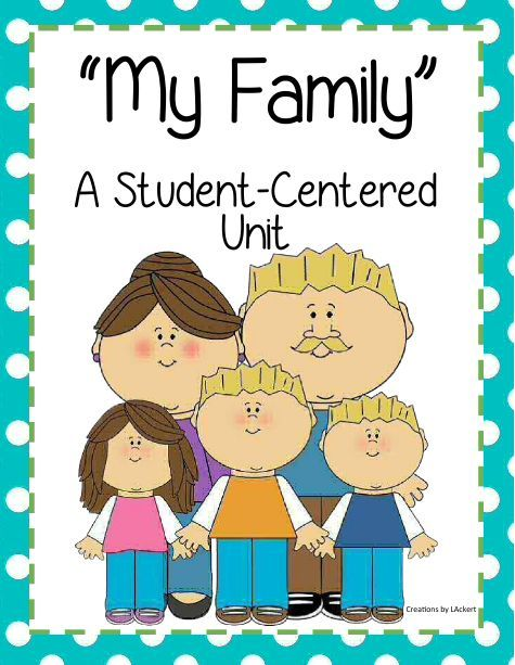 Display clipart family tradition (NEW on about Included