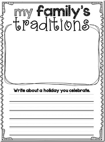 Display clipart family tradition All Kindergarten ideas Family on