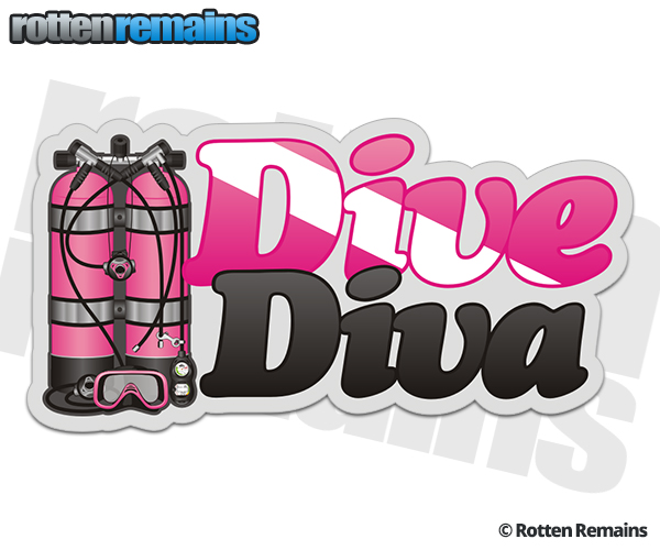 Diving clipart diva Dive Diving Diva Scuba Dive