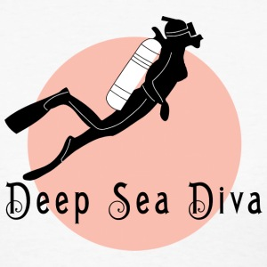 Diving clipart diva Shop T Diva Spreadshirt SCUBA