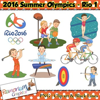 Diving clipart olympic sport Clip Wells The well Clip