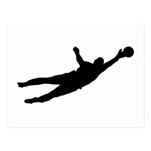 Diving clipart soccer goalie Diving Gallery Goalie collection Clipart