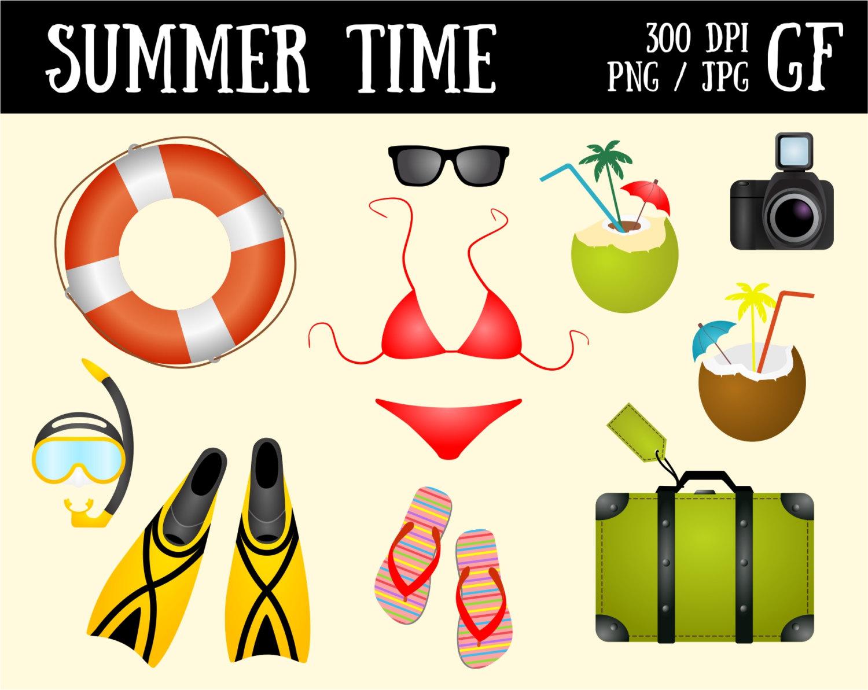 Diving clipart summer Clipart digital a This Summer
