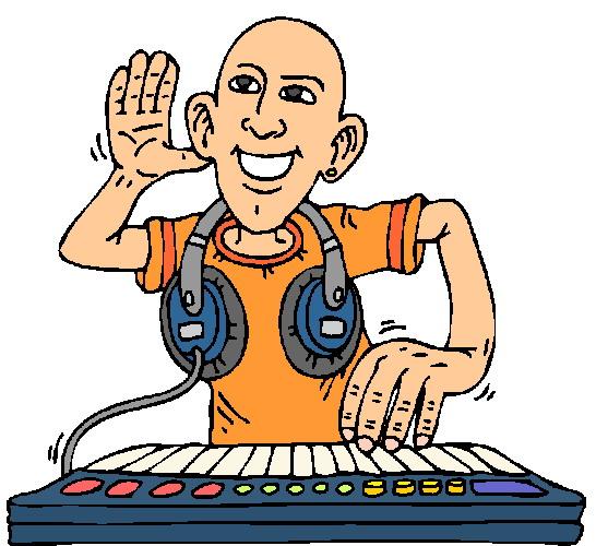 DJ clipart funny Clip Art art Dj Clip