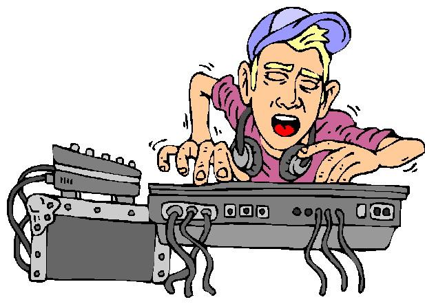 DJ clipart disc jockey Dj Collection Dj  stock
