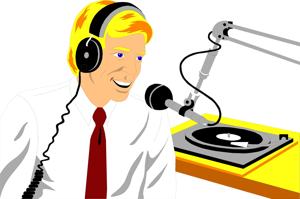 DJ clipart disc jockey Jockey Stock Dj disc of