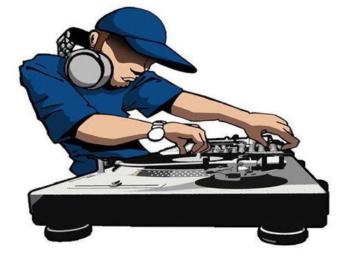 DJ clipart disc jockey Free Best Dj Pinterest clip
