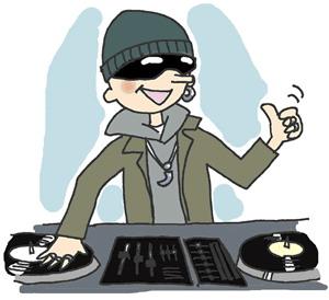 DJ clipart disc jockey Dj art Art clip Dj