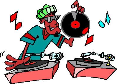 DJ clipart disc jockey Clipart clipart jockey jockey disc