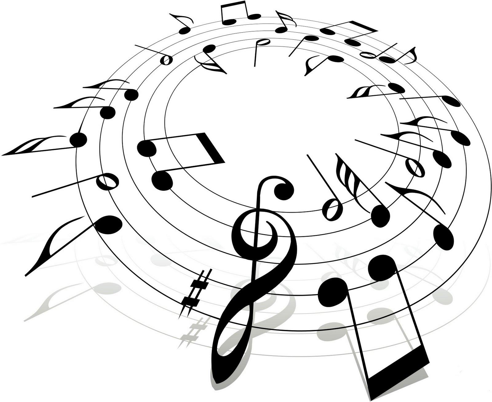 Musical clipart dj light #6