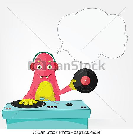 DJ clipart funny Character Character Funny 10