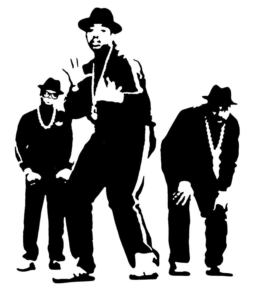 DJ clipart hip hop YouTube  Hip 80s Hop