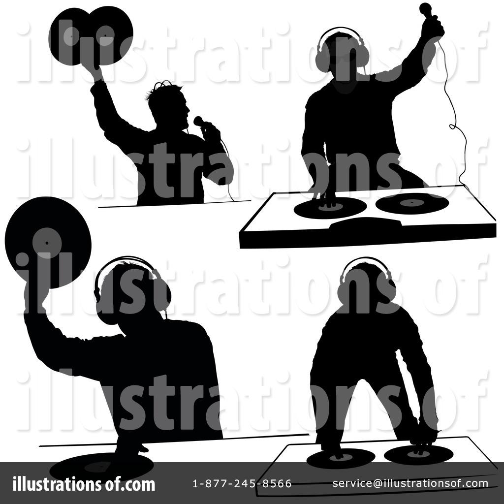 DJ clipart silhouette #51976 dero Clipart by Dj