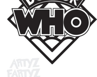 Doctor Who clipart #11