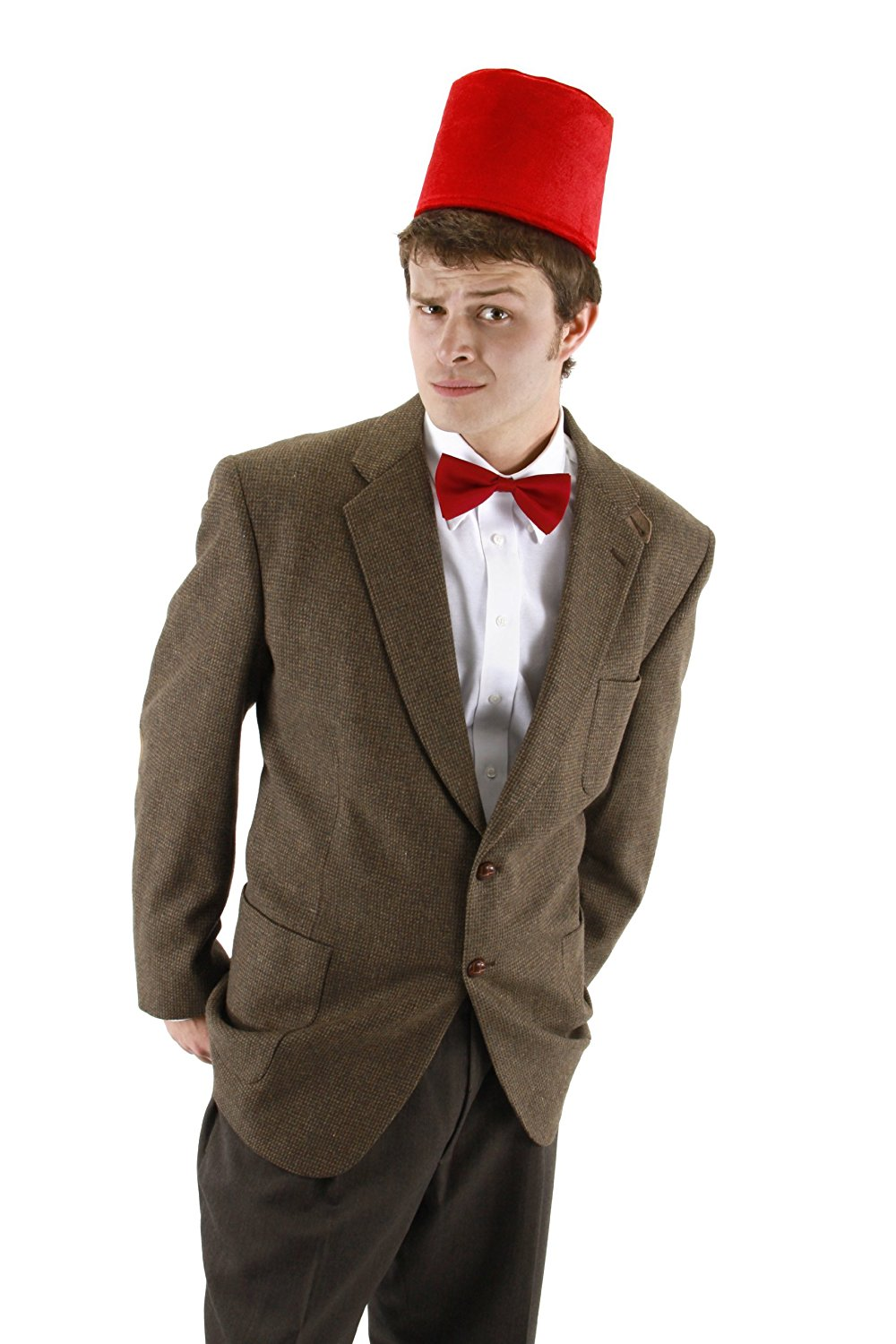 Doctor Who clipart 11 fez Who elope Clothing  &