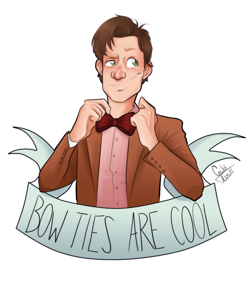 Doctor Who clipart 11th Matt smith  Tumblr art