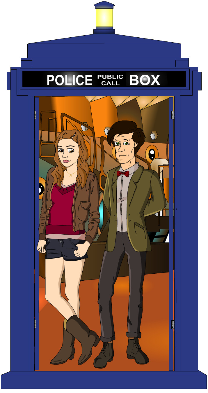Doctor Who clipart 11th Doctor CPD CPD The 11th