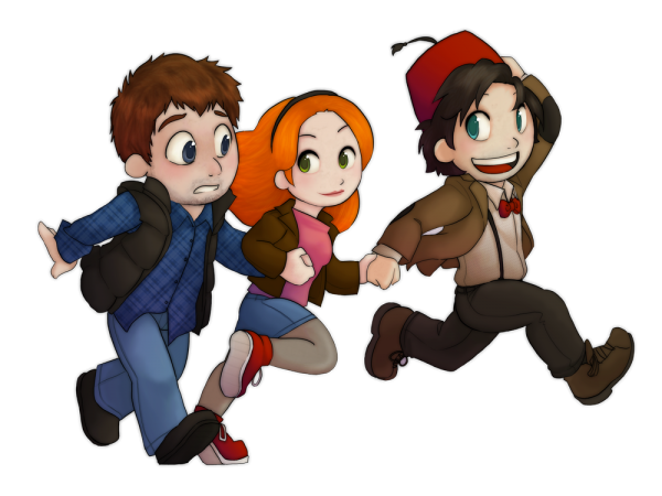 Doctor Who clipart 11th By on DeviantArt Who Spoiler100