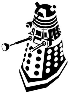 Doctor Who clipart #2