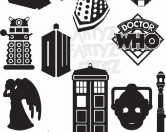 Doctor Who clipart #7
