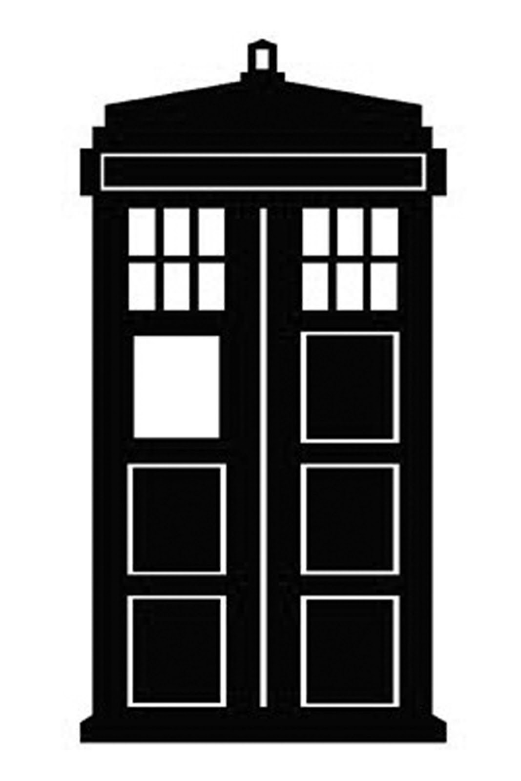 Doctor Who clipart #5
