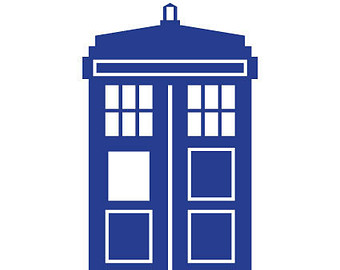 Doctor Who clipart #6