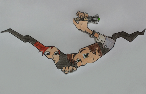 Doctor Who clipart crack Doctor was the This I