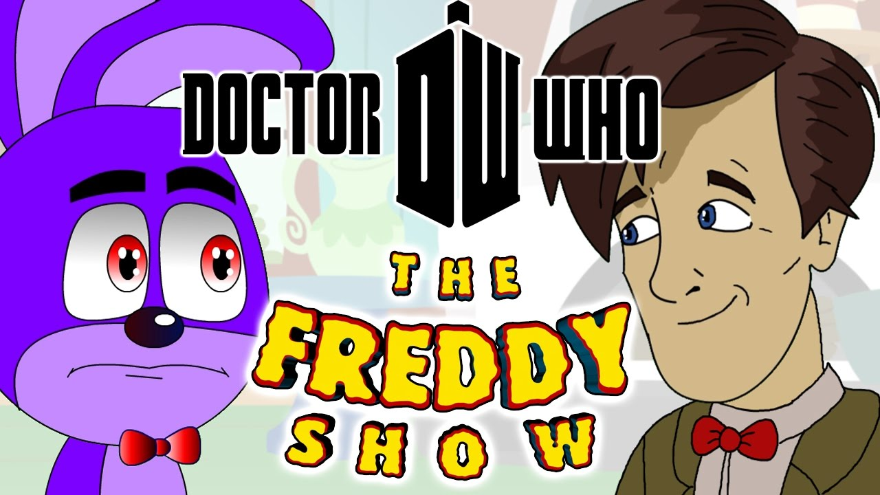 Doctor Who clipart meets Who meets • Freddy Doctor