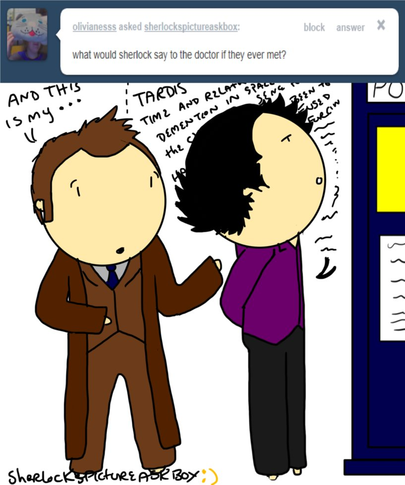 Doctor Who clipart meets Doctor Doctor by the on