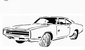 Dodge clipart Clipart Free Charger Clipart Coloring