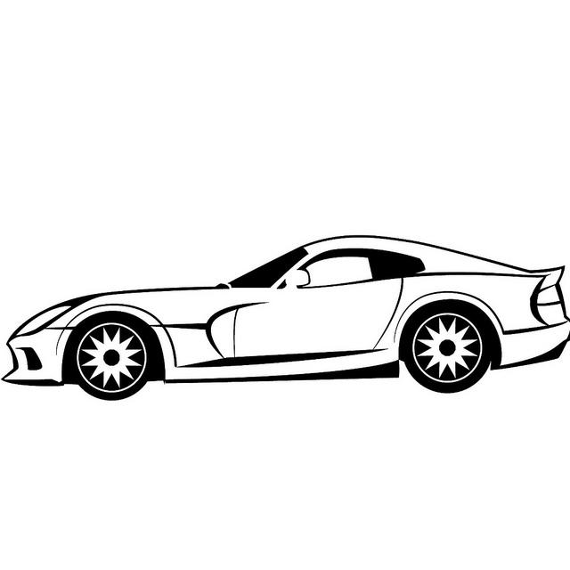 Dodge clipart supercar Dodge Viper cliparts Dodge Clipart