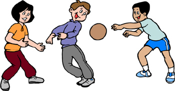 Dodge clipart ball game Dodge game Clipground Ball clipart