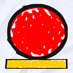 Dodge clipart ball game Game Doodle Game A Ball