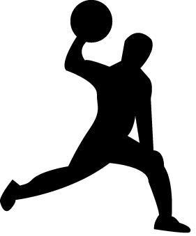 Dodge clipart ball game Game Dodgeball // Elimination //