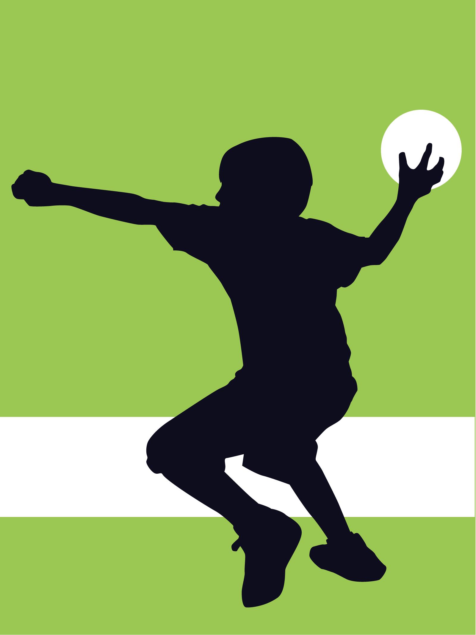Dodge clipart ball game Assesment E Handball P Handball