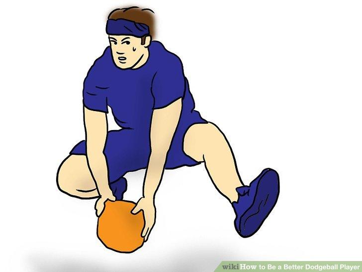 Dodge clipart dodgeball player Better Dodgeball 3 Better Step