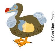 Dodo clipart  Stock Dodo clip royalty