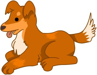 Animal clipart dog Google Pinterest Search dog clipart