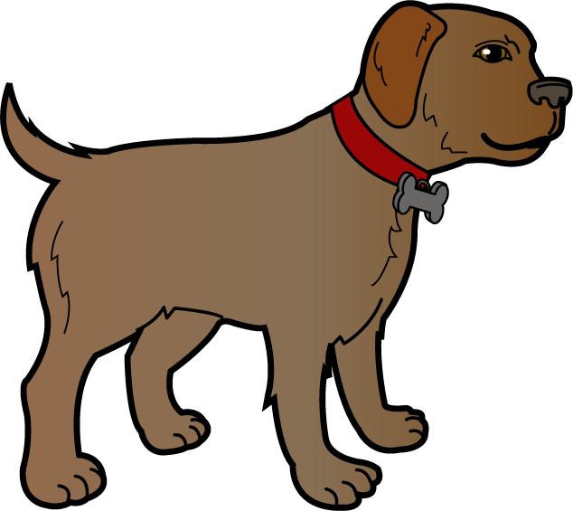 Pice clipart dog #6