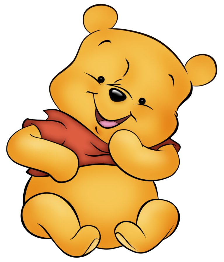 Doll clipart baby pooh #15
