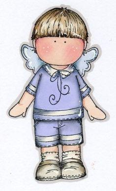 Doll clipart country Navidad Painting Web Susana ANGELES