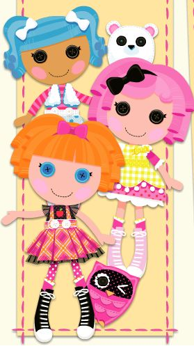 Doll clipart lalaloopsy September best The on Loopylass