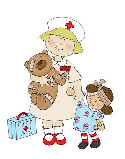 Doll clipart sick Dolls Dearie Free Nurse Pinterest