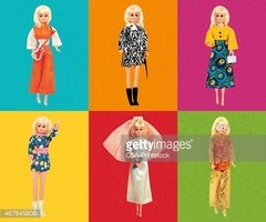 Doll clipart six Wearing Clipart vectors Outfits Wearing