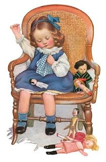 Doll clipart vintage doll Making doll art Clipart