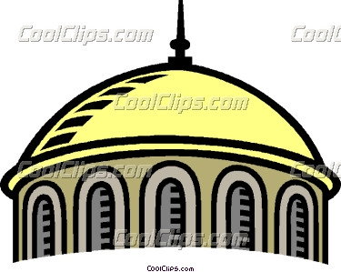 Dome clipart town council Clipart Dome Building cliparts Dome