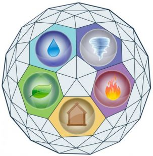 Dome clipart geodescent Australia Domes domes Homes Geodesic