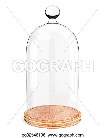 Dome clipart glass Dome isolated Glass dome on